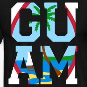 GUAM & Seal - Men's Premium T-Shirt