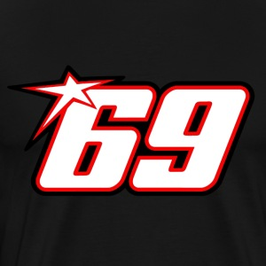 rip nicky hayden - Men's Premium T-Shirt