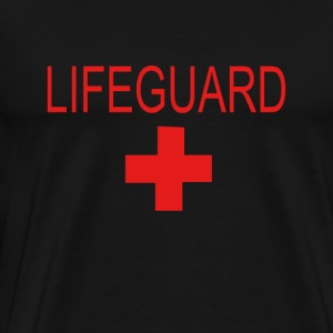 life guard - Men's Premium T-Shirt