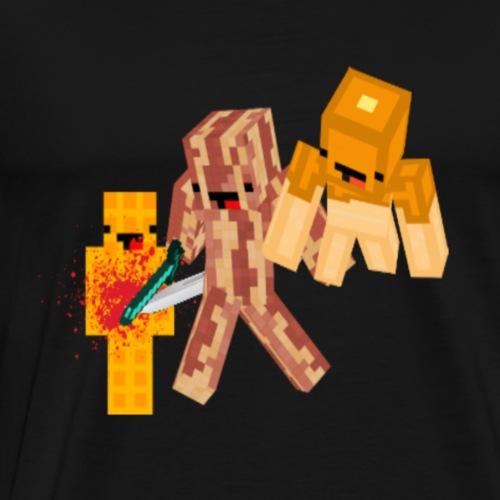 Food Competition - Men's Premium T-Shirt