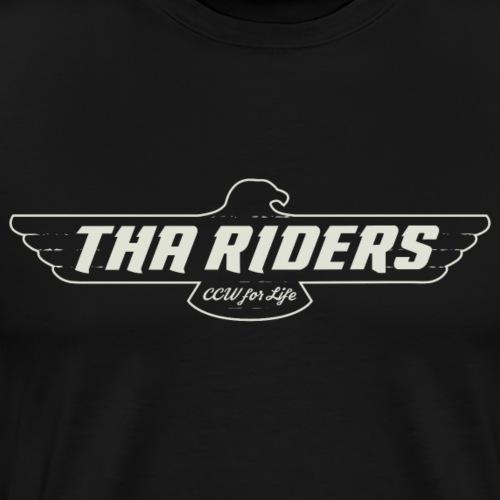Tha Riders Falcon basic design - Men's Premium T-Shirt