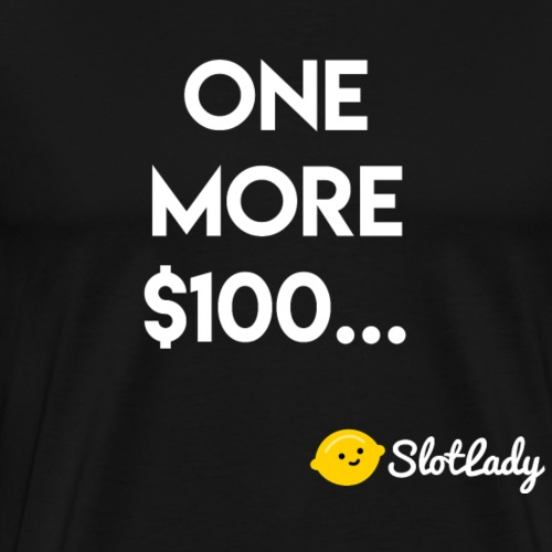 One More Hundred... Tee 2 - Men's Premium T-Shirt