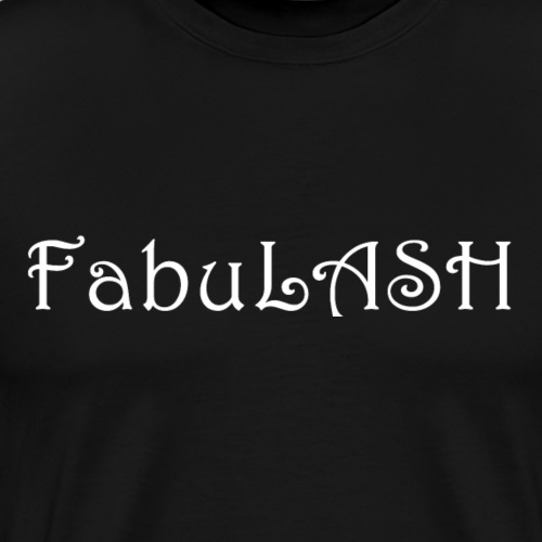 fabulash - Men's Premium T-Shirt