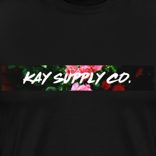 Kay Supply Co. Roses - Men's Premium T-Shirt