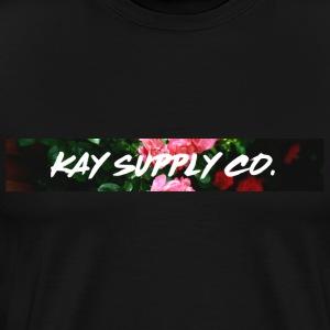Kay Supply Co. Roses - Men's Premium T-Shirt