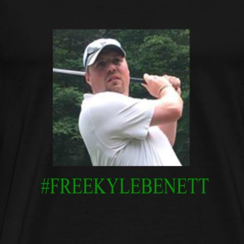 Free Kyle Bennett - Men's Premium T-Shirt