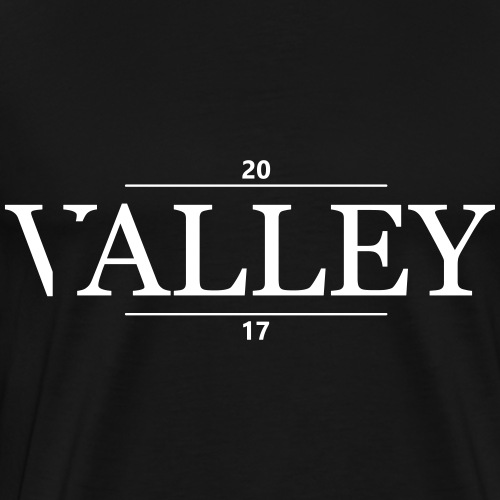 Valley Established 2017 - Men's Premium T-Shirt