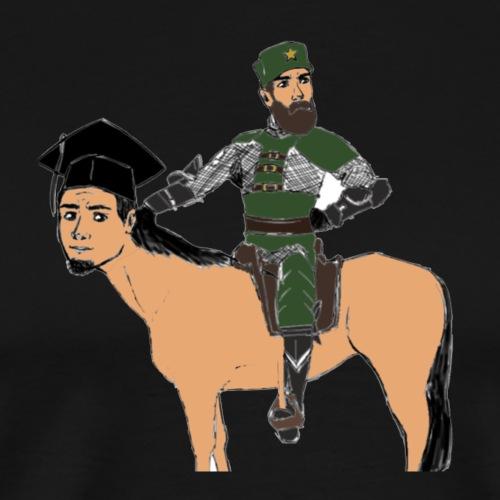 FLESH HORSE - Men's Premium T-Shirt