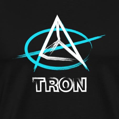TRON (TRX) Anarchy Tshirt - Men's Premium T-Shirt