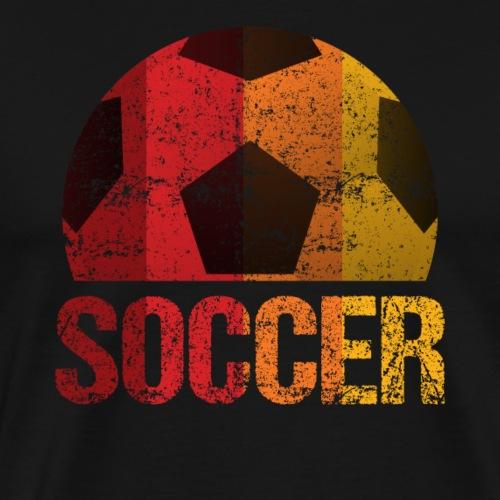 Soccer Classic Vintage - Men's Premium T-Shirt