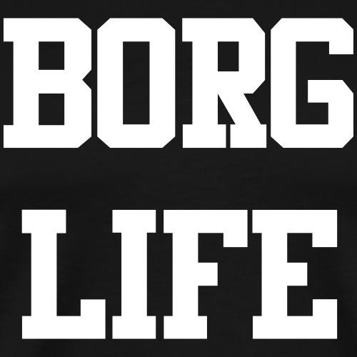 Borg Life - Men's Premium T-Shirt