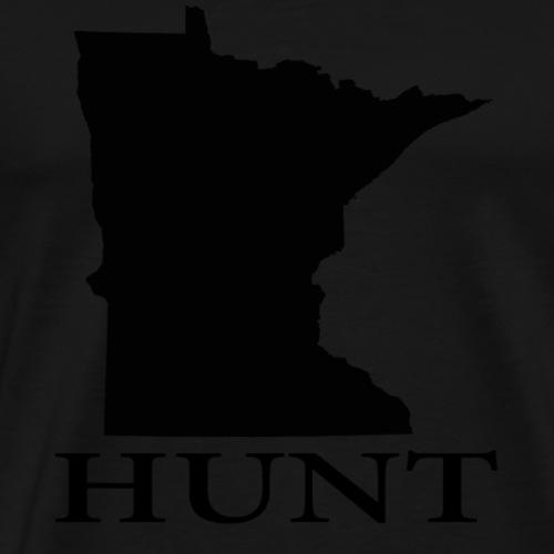Hunt Minnesota - Men's Premium T-Shirt