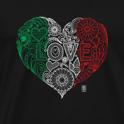 I ♥ Italy - Men's Premium T-Shirt