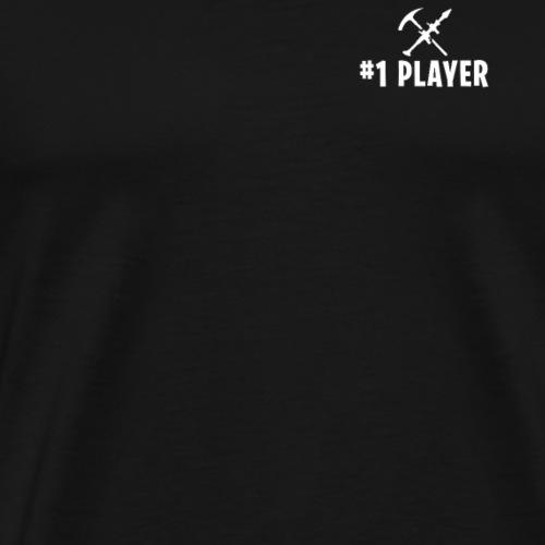 1 Player Tee - Men's Premium T-Shirt