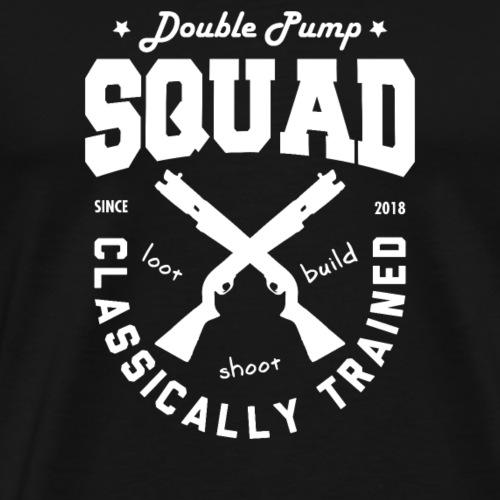 Double Pump Squad T-Shirt - Men's Premium T-Shirt