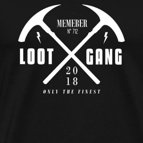 Loot Gang T Shirt - Men's Premium T-Shirt
