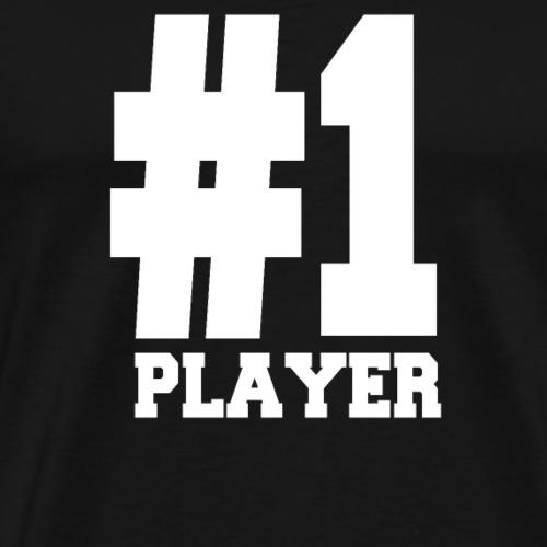 Number 1 Shirt - Men's Premium T-Shirt
