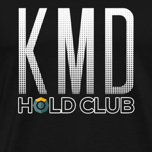 Komodo (KMD) Crypto Hold Club - Men's Premium T-Shirt