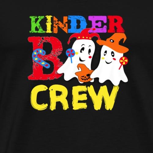 Kinder B Crew T Shirt - Men's Premium T-Shirt