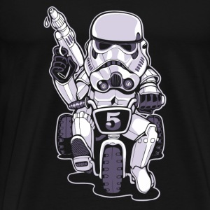 Little Trooper - Men's Premium T-Shirt