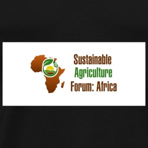 SAFA Logo - Men's Premium T-Shirt