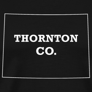 Thorton, Colorado - Men's Premium T-Shirt