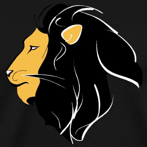 Leo | Add Text | Examples in Designdescription - Men's Premium T-Shirt
