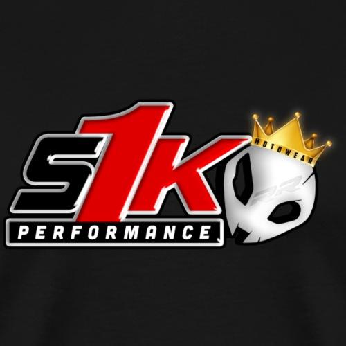 S1K PERFORMANCE - Men's Premium T-Shirt