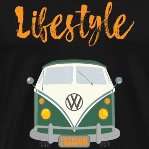 Lifestyle WV - Men's Premium T-Shirt