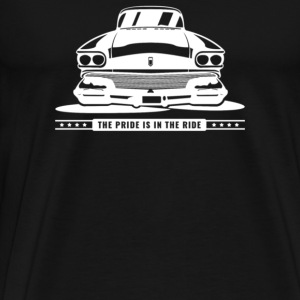 The Pride Is In The Ride - Men's Premium T-Shirt