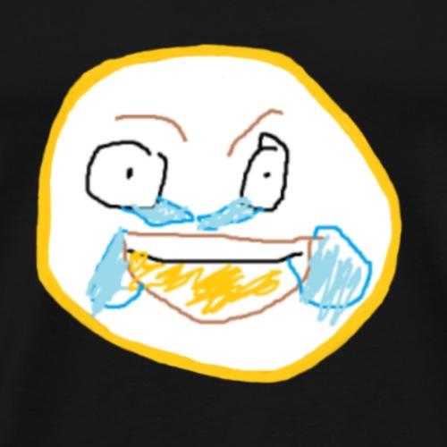 The Corpulent Club Logo - Men's Premium T-Shirt
