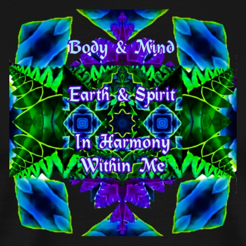 Body & Spirit - Men's Premium T-Shirt