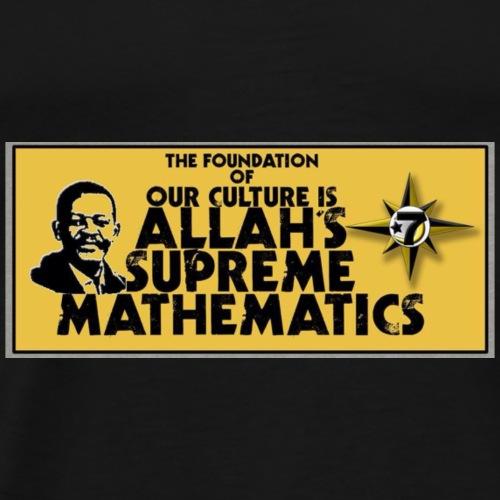 AllahGod - Men's Premium T-Shirt