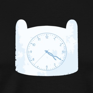 Adventure Clock - Men's Premium T-Shirt