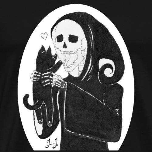 9 Lives Later by Jessica J - Men's Premium T-Shirt