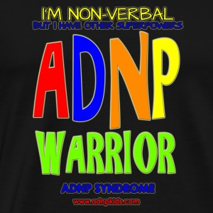 ADNP Warrior Shirt Non Verbal copy - Men's Premium T-Shirt