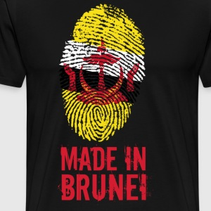 Made In Brunei / Negara Brunei Darussalam - Men's Premium T-Shirt