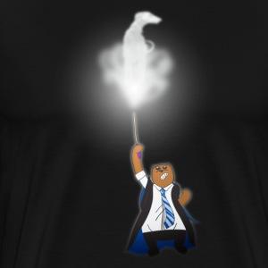 bigBearr patronus 001 - Men's Premium T-Shirt