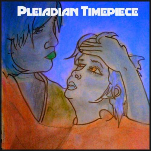 pleiadian timepiece t shirt - Men's Premium T-Shirt