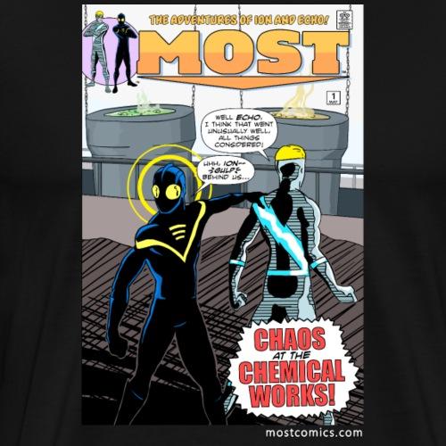 MOST 1 Cover - Men's Premium T-Shirt