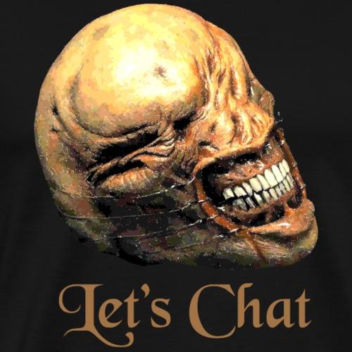 The Hellbound Heart (Hellraiser) Chatterer - Men's Premium T-Shirt