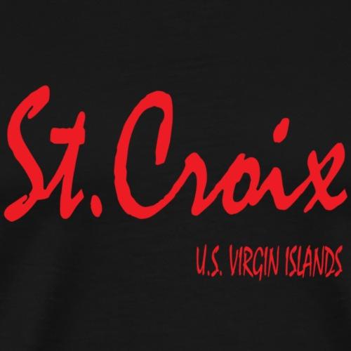 St Croix Tee - Men's Premium T-Shirt
