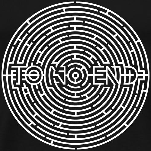 Labyrinth Cipher - Men's Premium T-Shirt