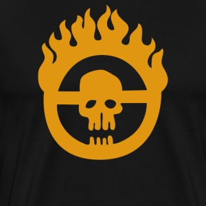 Immortan Joe Insignia Mad Max Movie - Men's Premium T-Shirt