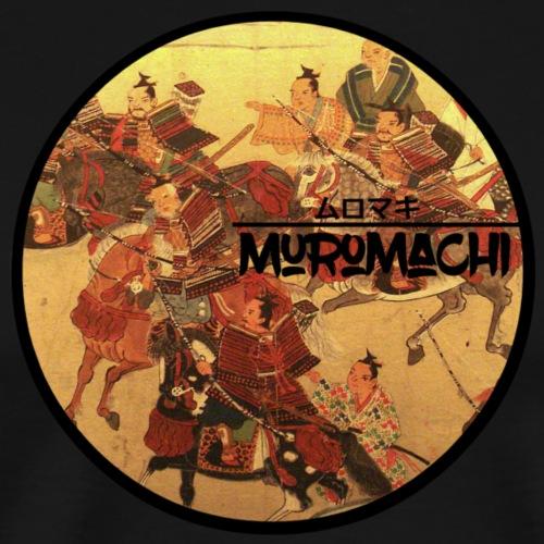 Muromachi Samurais - Men's Premium T-Shirt