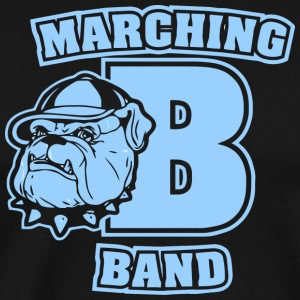 Marching Band - Men's Premium T-Shirt