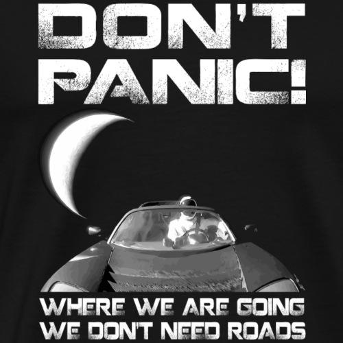 Don't Panic 2018 Epic Tshirt - Men's Premium T-Shirt