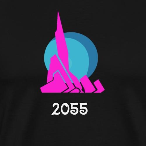 Tomorrowland 2055 - Men's Premium T-Shirt