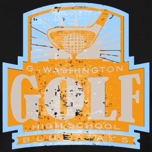 G Washington Golf High School Blue Jays - Men's Premium T-Shirt
