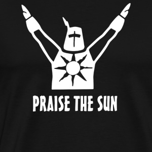 Praise The Sun - Men's Premium T-Shirt